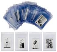 "BAT ""Modern Beauties"" Photo Cards. Complete"