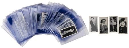 "BAT ""Cinema Stars"" Photo Cards. Complete"