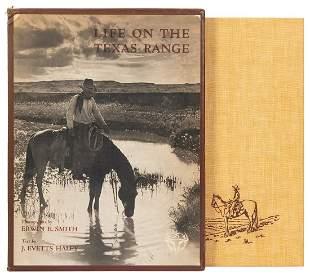 HALEY, J. Evetts (1901–1995). Life on the Texas