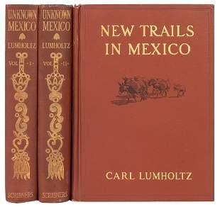 LUMHOLTZ, Carl (1851–1922). Unknown Mexico. New