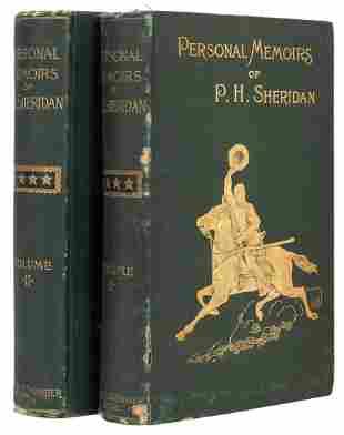 SHERIDAN, Philip Henry (1831–1888). Personal