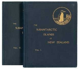 CHILTON, Charles, editor. The Subantarctic Island of