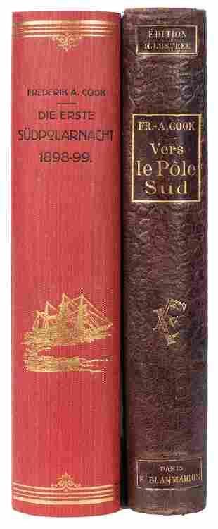 COOK, Frederick A. (1865–1940). Vers le Pole Sud.