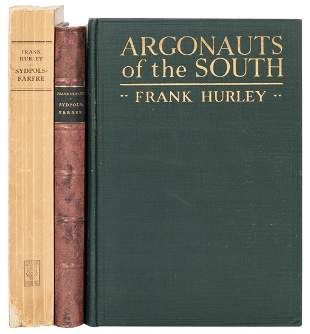 "HURLEY, James Francis ""Frank"" (1885–"