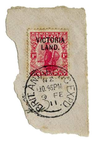 [SCOTT, Robert Falcon (1868–1912)]. Terra Nova