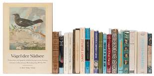 [ANTARCTIC EXPLORATION]. A group of 80 foreign language