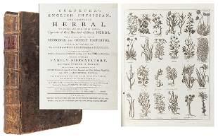 [HERBAL]. [CULPEPER, Nicholas (1616–1654)].