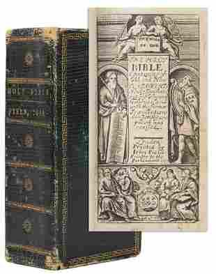 """[BIBLE, in English]. –– [""""PEARL"""