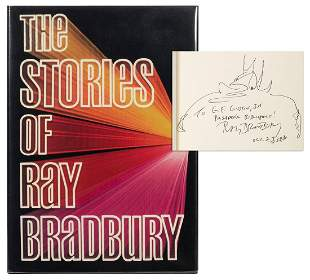 BRADBURY, Ray (1920–2012). The Stories of Ray