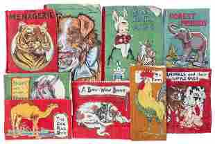[CHILDREN'S BOOKS]. A group of 12 Dean's
