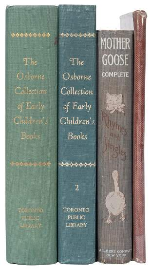 [CHILDREN'S BOOKS]. A group of 3 titles,