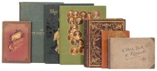 [ILLUSTRATED]. A group of 7 titles with 19th century
