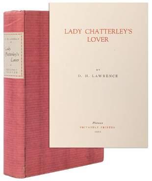 LAWRENCE, David Herbert (1885–1930). Lady