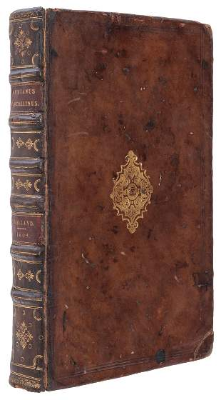 MARCELLINUS, Ammianus (c. 330 BCE). The Roman
