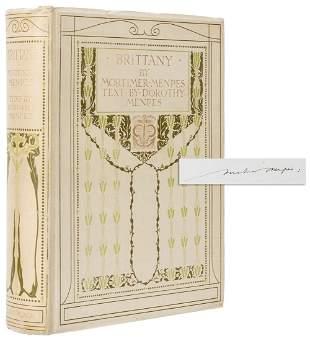 MENPES, Mortimer, illustrator (1855–1938).