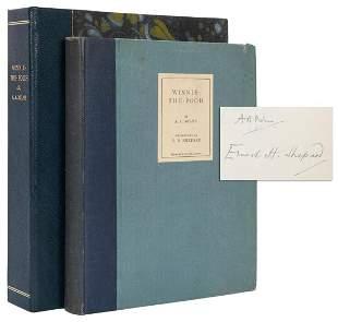 MILNE, Alan Alexander (1882–1956). Winnie the