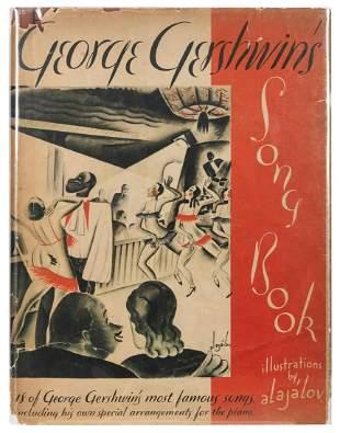 [MUSIC]. [GERSHWIN, George]. George Gershwin's