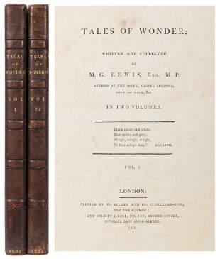 [SCOTT, Walter, Sir (1771–1832)]. ––