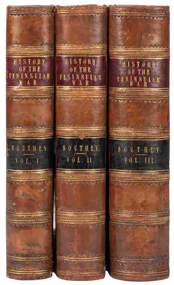 SOUTHEY, Robert (1774–1843). History of the