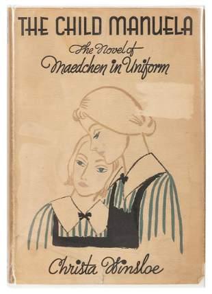 WINSLOW, Christa (1888–1944). The Child Manuela: