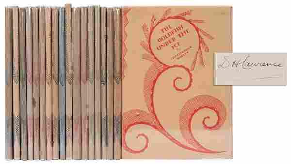 [The Woburn Books]. London: Elkin Matthews & Marrot,