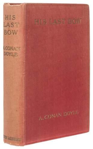 DOYLE, Arthur Conan (1859–1930). His Last Bow: