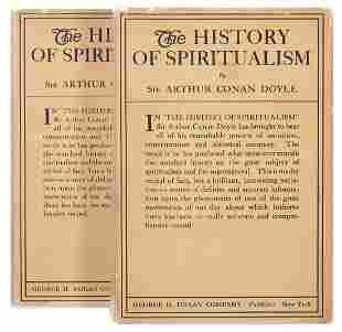 DOYLE, Arthur Conan (1859–1930). The History of