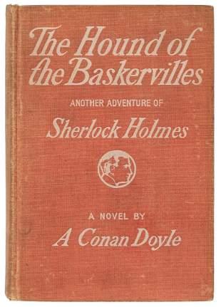 DOYLE, Arthur Conan (1859–1930). The Hound of the