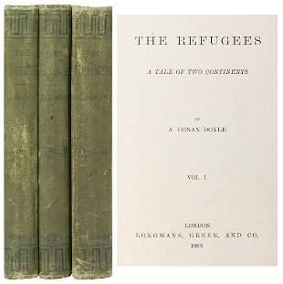 DOYLE, Arthur Conan (1859–1930). The Refugees.