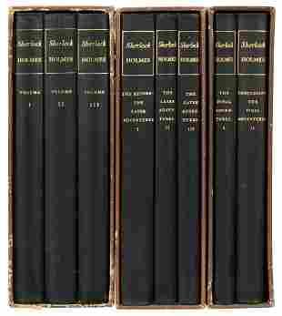 [LIMITED EDITIONS CLUB]. DOYLE, Arthur Conan. The