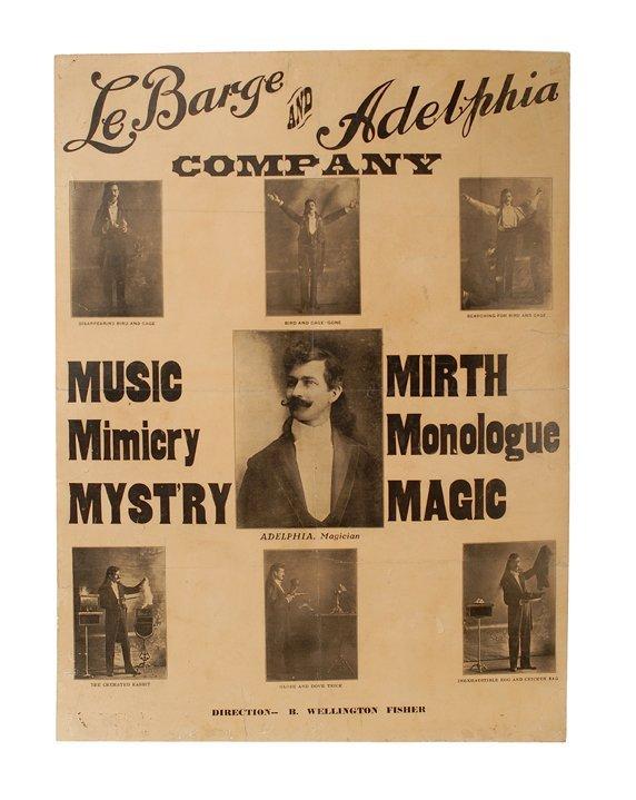 4: Adelphia, Del. LaBarge and Adelphia Company