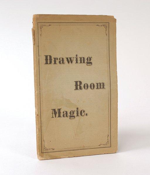 13: B., J.T. Drawing Room Magic. New York, ca. 1874