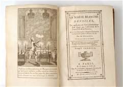 65: Decremps, Henri. La Magie Blanche Devoilee and Supp