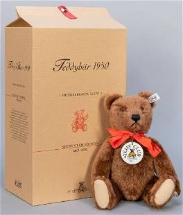 Steiff Club Teddy Bear 1950 / 2001/02 LE Replica.