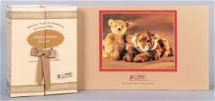 Pair of Steiff Teddy Bear Sets. Including: 1997 Teddy