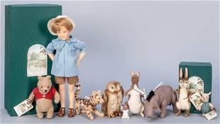 "R. John Wright Winnie the Pooh ""Pocket Pooh"""
