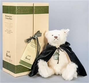 Steiff 1994 Edwardian Opera Bear for Harrod's LE.