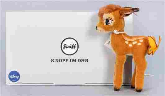 Steiff / Disney 2017 Bambi LE. Number 1377 of 2,000