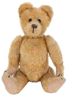 The Great Virgil (Virgil Harris Mulkey). Teddy Bear