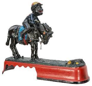 I Always Did 'Spise A Mule Bank (Jockey).