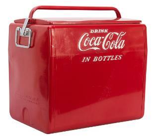 Coca-Cola Cavalier Carry-Cooler Senior. Chattanooga,
