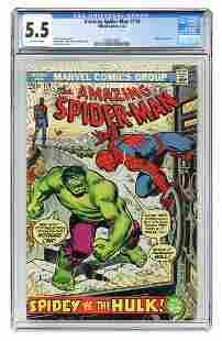 Amazing Spider-Man #119. Marvel Comics, 1973. GCG 5.5