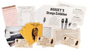 [ODDITIES] Collection of Dan Dorsey's Strange
