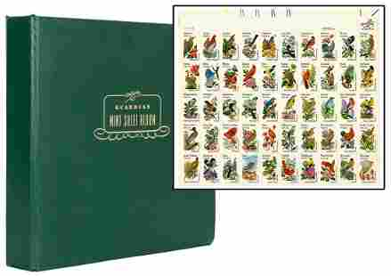 Collection of United States Postage Stamp in Sheets.