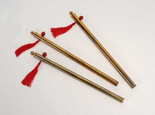 4: Chinese Sticks. Massachusetts, General Grant