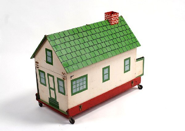 14: Don Rose Doll House Illusion. New Jersey, Don Rose,