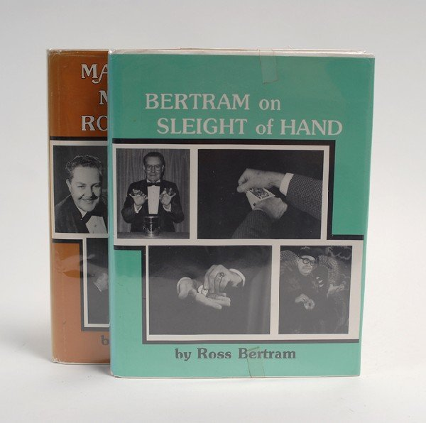 50:  Ross Bertram - Magic and Methods & Sleight of Hand