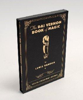 Ganson, Lewis. The Dai Vernon Book Of Magic
