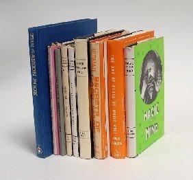 Group Of 10 Lewis Ganson Magic Books
