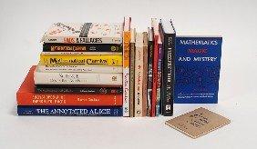 Martin Gardner: 20 Magic, Math And Puzzle Books